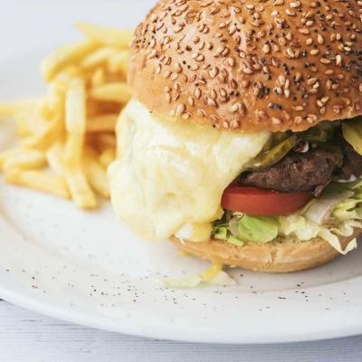 cheeseburger-professional-food-photographer-lyem-regis-golf-club-dorset