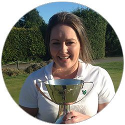 Melissa McMahon Secretary Lyme Regis Golf Club