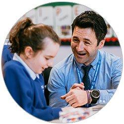 Steve GillanBaEd (Hons) NPQH Headteacher ThurlbearCE VA Primary School